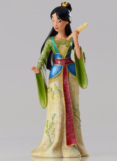 Disney Showcase - Couture De Force Mulan