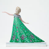"Disney Traditions - Frozen - 7.325"" Elsa, Celebration of Spring"