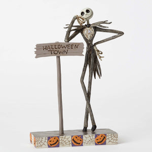 Disney Traditions - The Nightmare Before Christmas - Jack Skellington, Welcome to Halloween Town