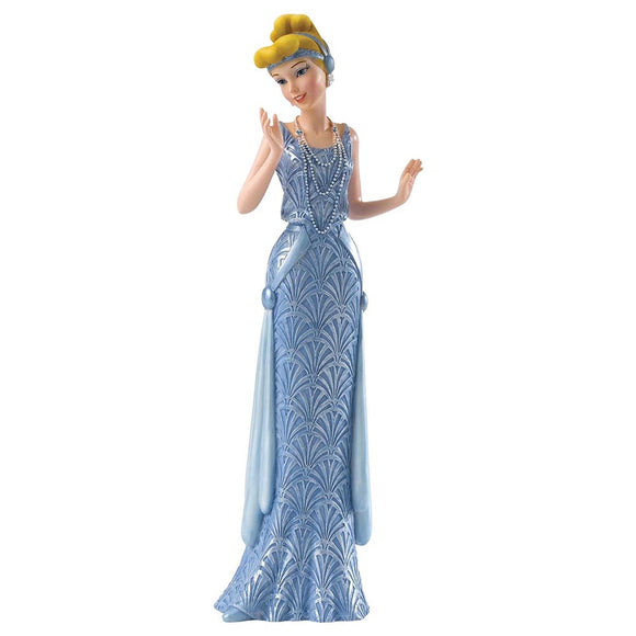 Disney Showcase - Cinderella Art Deco Figurine