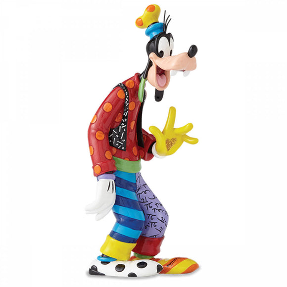 Britto Disney - Goofy 85th Anniversary Figurine