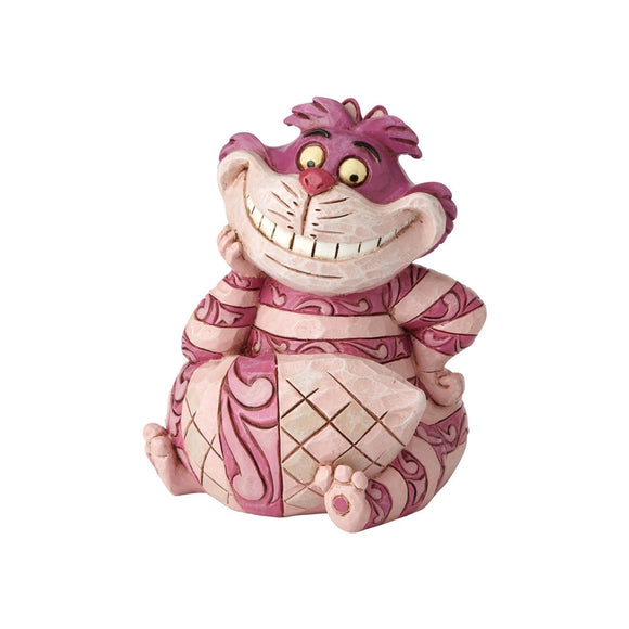Disney Traditions - Alice in wonderland-Cheshire Cat Mini Figurine