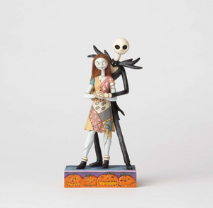 Disney Traditions - Jack and Sally Nightmare Before Christmas