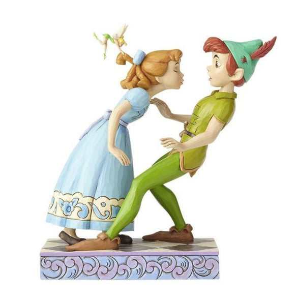 Disney Traditions - Peter Pan, Wendy & Tinker Bell