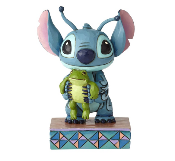 Disney Traditions - Stitch Personality Pose (H 9.8cm)