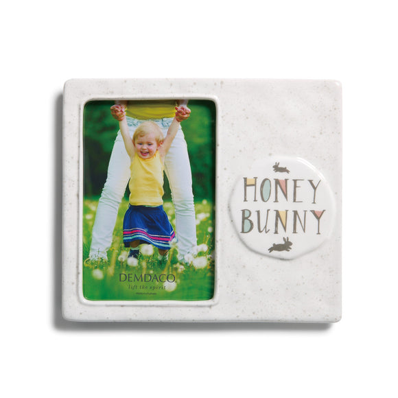 Nat and Jules -Honey Bunny Frame