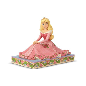 Disney Traditions-Aurora Personality Pose (H 8.9cm)