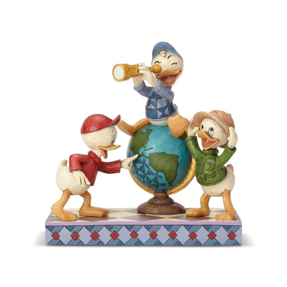 Disney Traditions - Huey Dewey & Louie Duck Tales 6001286