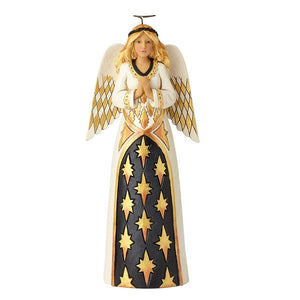 "Heartwood Creek - 26cm/10.3"" Praying Angel"