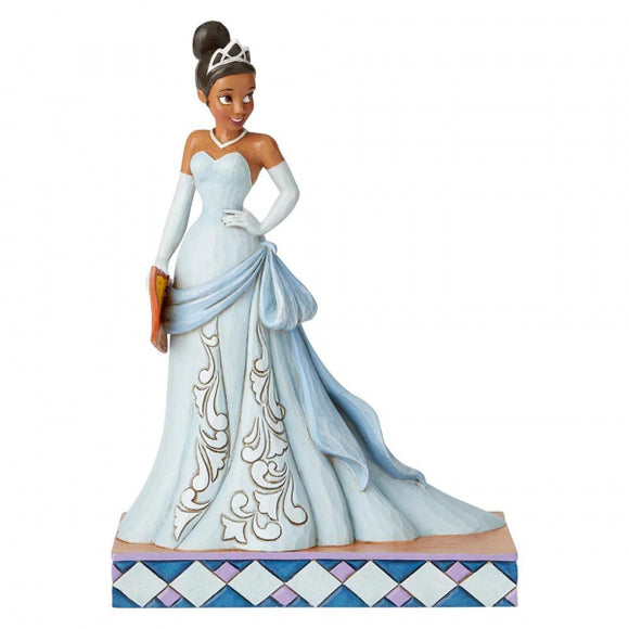 Disney Traditions -Enchanting Entrepreneur (Tiana Princess Passion Figurine)
