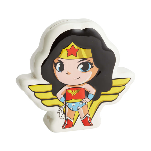 DC Comics - Superfriends Wonder Woman Money Bank