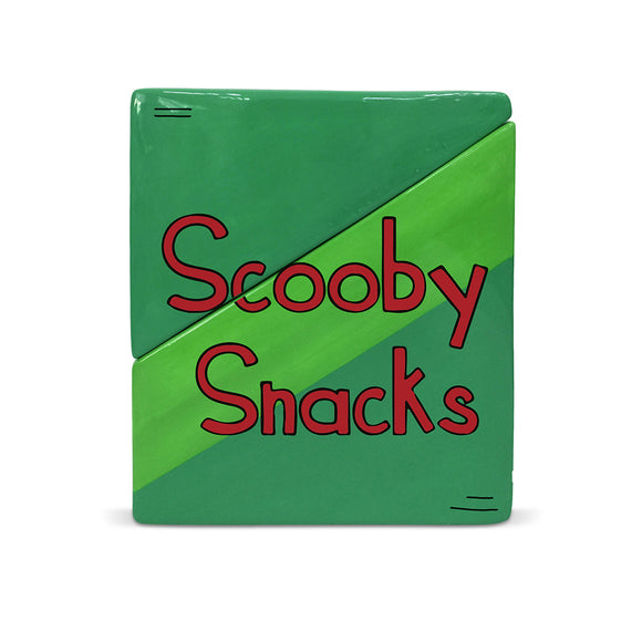 Scooby-Doo by Jim Shore - Snacks Cookie Jar