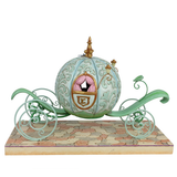 "Disney Traditions - 29cm/11.5"" Pumpkin Coach, Enchanted Carriage"