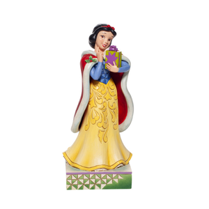 Disney Traditions - Christmas - Snow White 17cm/6.7""