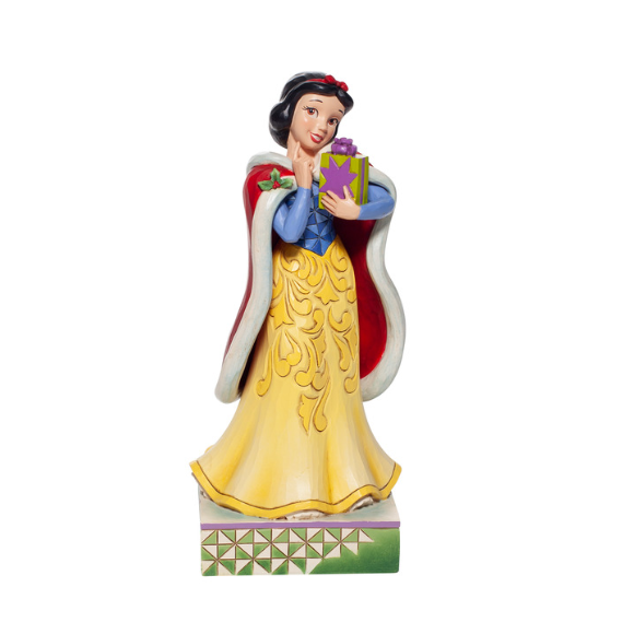 Disney Traditions - Christmas - Snow White 17cm/6.7