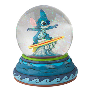 "Disney Traditions - 13cm/5"" Stitch 100mm Waterball"