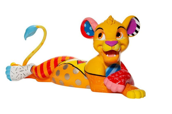 Britto Disney - Simba Figurine Extra Large