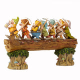 Disney Traditions ''Homeward Bound'' Seven Dwarfs Figurine