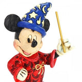 "Disney Traditions - ""Touch of Magic"" Sorcerer Mickey"