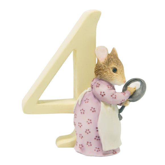 Beatrix Potter Number 4 - HUNCA MUNCA