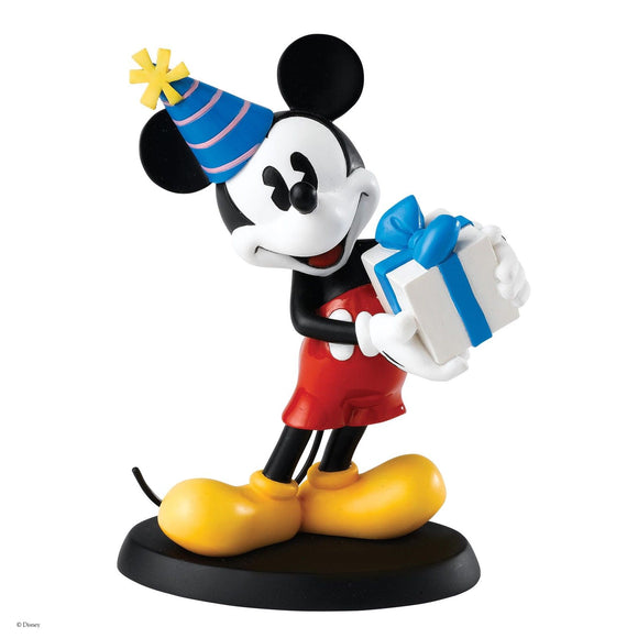 Disney Enchanting - Party Time! Mickey Figurine