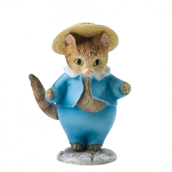Beatrix Potter Mini Figurine  Tom Kitten
