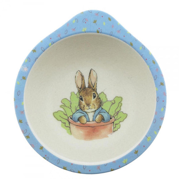 Beatrix Potter Organic Bowl-Peter Rabbit
