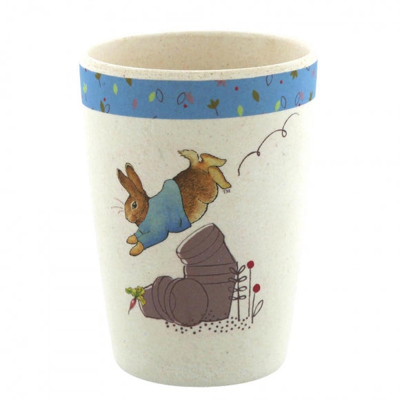 Beatrix Potter Organic Beaker-Peter Rabbit