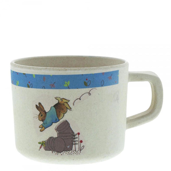 Beatrix Potter Organic Mug-Peter Rabbit