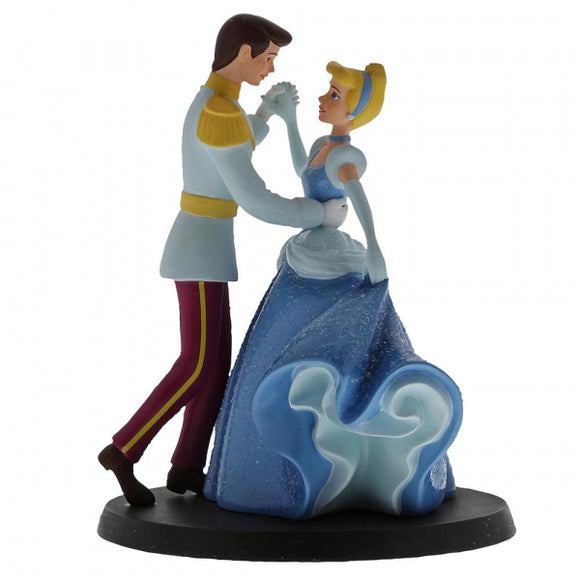 Disney Enchanting - Cinderella Wedding Cake Topper
