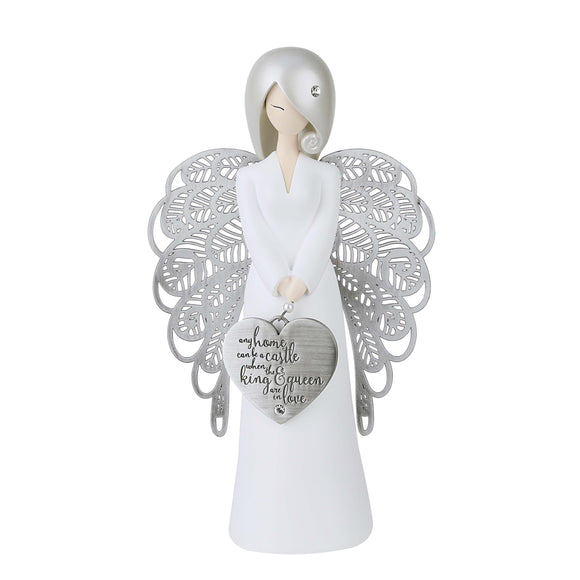 You Are An Angel 175 mm Figurine -  King And Queen