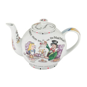 Cardew Design - Alice In Wonderland 4-Cup, 30oz Teapot