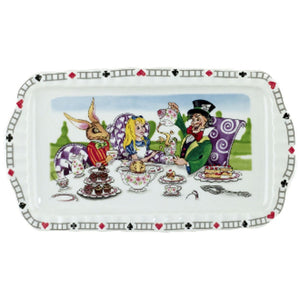 "Cardew Design - Alice 12""x6"" Cookie Tray"