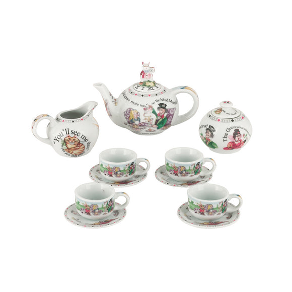 Cardew Design - Alice Miniature Tea Set