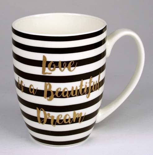 Just For You Gift Mug - Love Is A Beautiful Dream
