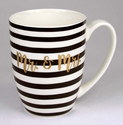 Just For You Gift Mug - Mr & Mrs