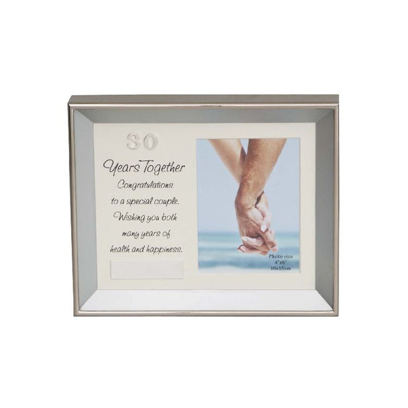 FRAME BOXED 30TH ANNIVERSARY