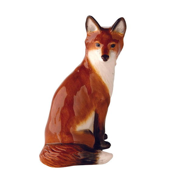 John Beswick Wildlife - Sitting Fox