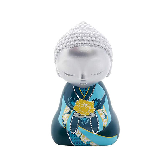 Little Buddha 90mm Figurine - Character Catches The Heart