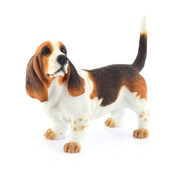 Dog Studies By Leonardo – Bassett Hound