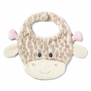 Nat and Jules - Giraffe Luxurious Baby Sadie Pink