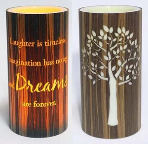 Starlight Cylinder N-light 15cm Dreams