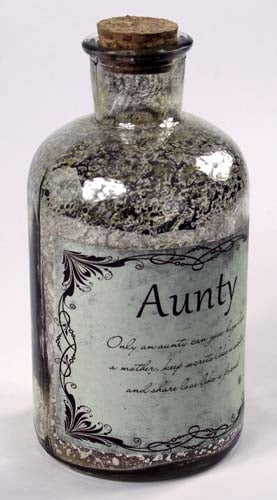 Message In The Bottle - Aunty