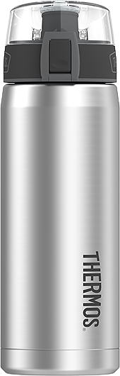 530ml Stainless Steel Vacuum Insulated Hydration Bottle - Stainless