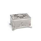 Whitehill Giftware - Musical Jewellery Box With Stones