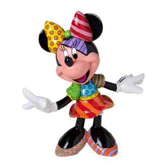 BRITTO DISNEY- MINNIE MOUSE FIGURINE LARGE