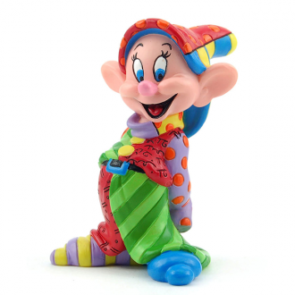 Britto Disney - Mini Figurine Dopey
