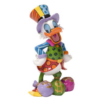 Britto Disney - Uncle Scrooge Figurine Large