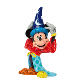 Britto Disney - Mini Figurine Mickey Sorcerer
