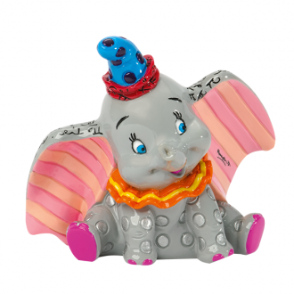 Britto Disney - MINI FIGURINE DUMBO